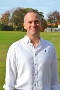 Mark Ryder, Sports Physiotherapist